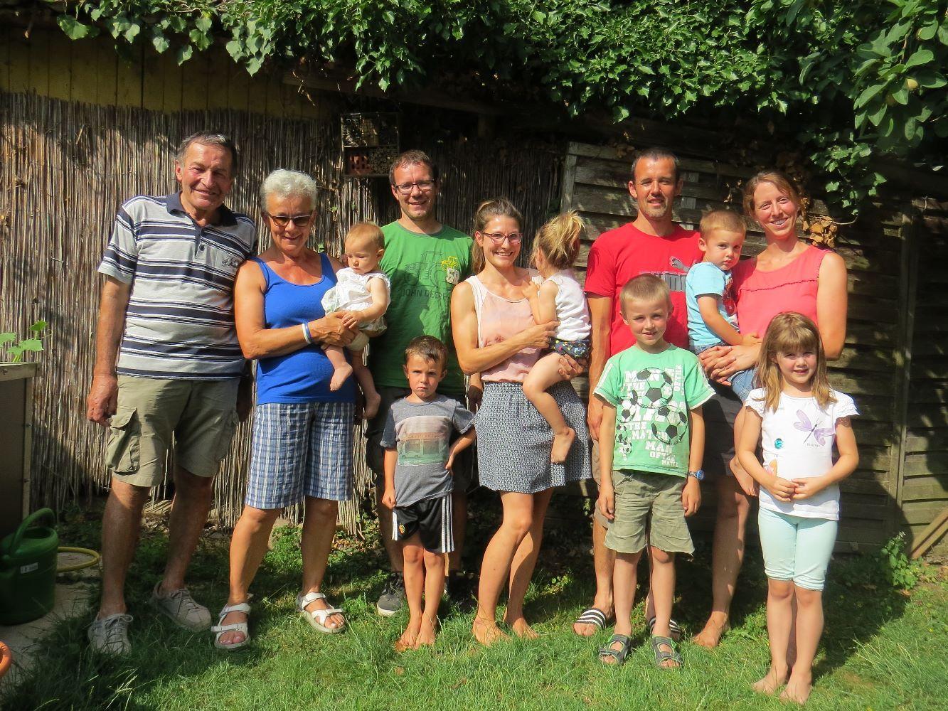 Familiy Gerber
